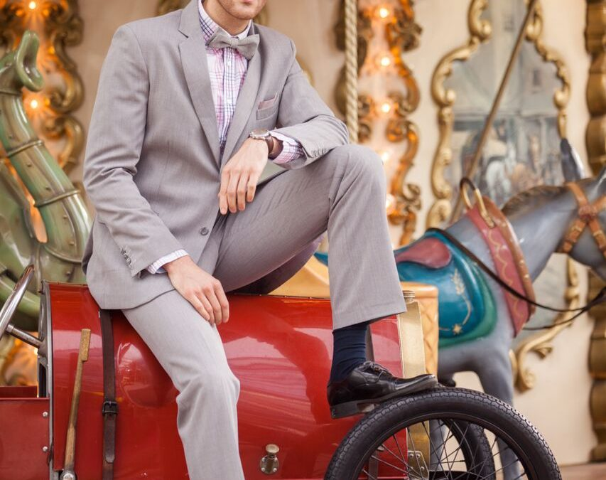 Jak wpleść garnitur w codzienny look?