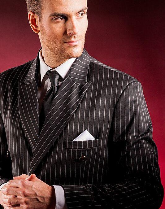 Zadanie specjalne – strój dla Pana Młodego
