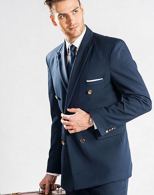 Po czym poznać dobry garnitur?